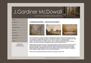 Website design moray